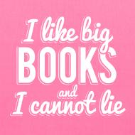 Design ~ I Like Big Books and I Cannot Lie