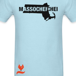 Massocheichei Ylvis What does the Fox say T-Shirts - Men's T-Shirt