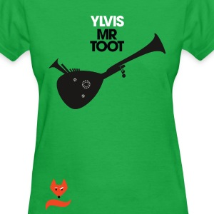 Mr. Toot Ylvis What does the Fox say - Women's T-Shirt
