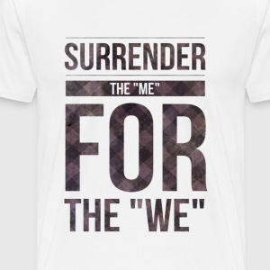 Me For We - Men's Premium T-Shirt