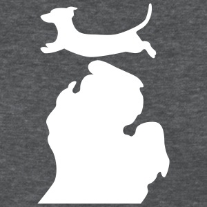 Dachshund  Bark Michigan  womens shirt - Women's T-Shirt