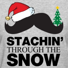 Staching Through The Snow Women's T-Shirts