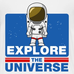 Explore The Universe Kids' Shirts - Kids' Premium T-Shirt