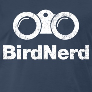 Bird Nerd T-Shirts - Men's Premium T-Shirt
