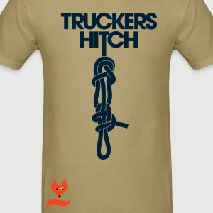 Trucker's Hitch Ylvis What does the Fox say TShirt - Men's T-Shirt