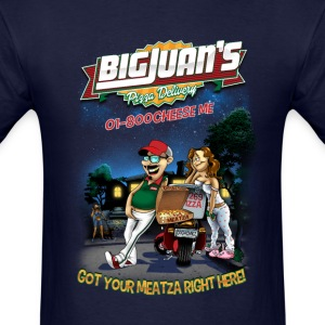 Big Juan's Pizza Delivery - Men's T-Shirt