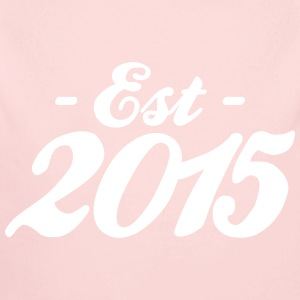 established 2015 baby birth Baby & Toddler Shirts - Long Sleeve Baby Bodysuit