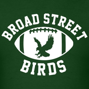 Broad St Birds T-Shirts - Men's T-Shirt