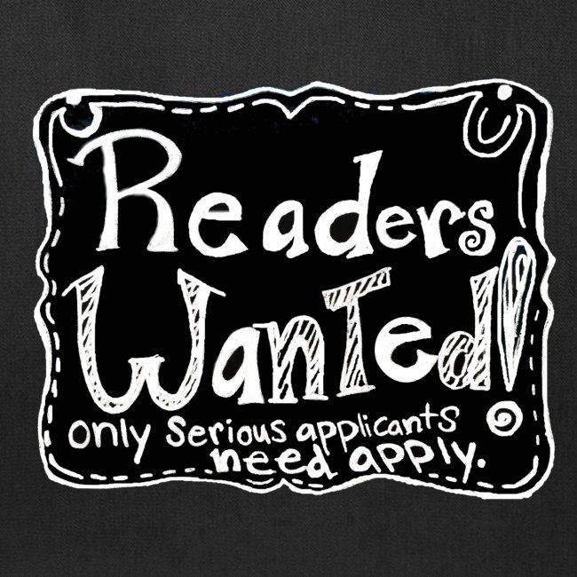 Readers Wanted Tote