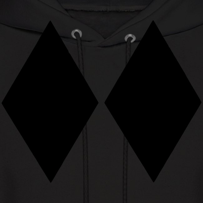 Double Black Diamond Hoodie