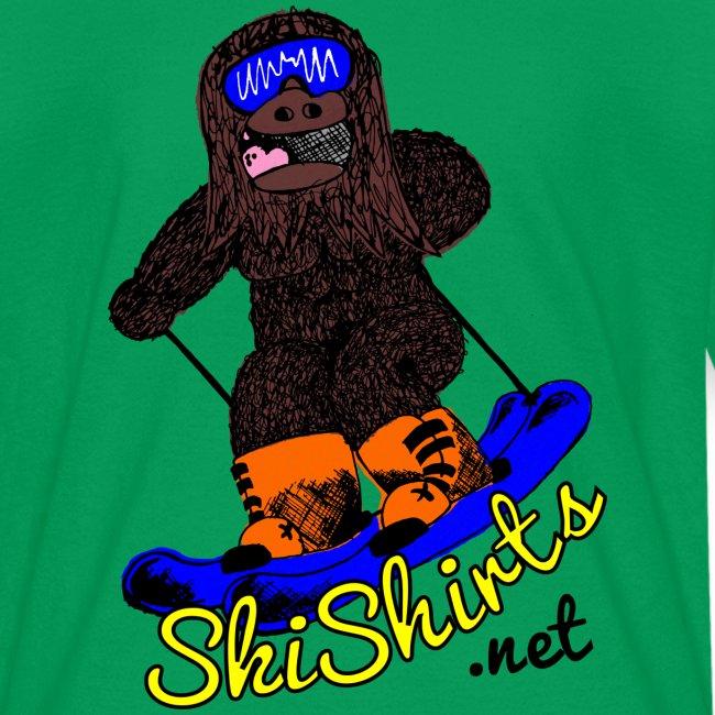 SkiShirts Sasquatch Logo T-Shirt - Kids'