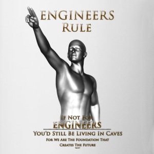 Engineers Rule ISO Coffee & Tea Mug - Coffee/Tea Mug