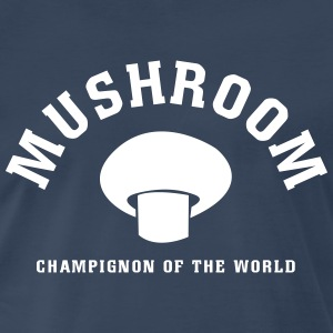 Mushrooms of the World Shirt - Men's Premium T-Shirt