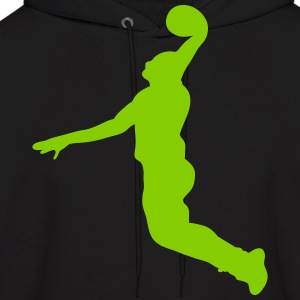 BASKETBALL PLAYER - Men's Hoodie