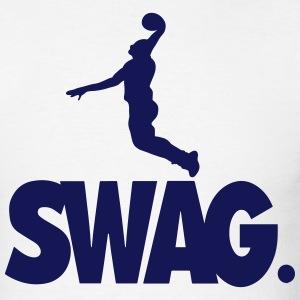 SWAG BASKETBALL - Men's T-Shirt