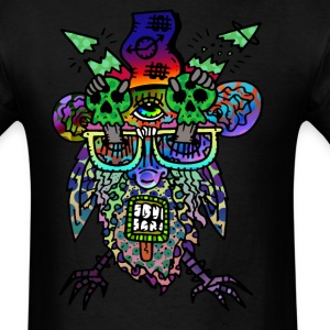 Neon Money Monster T-Shirts - Men's T-Shirt