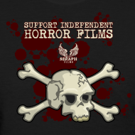 Design ~ Support Indy Horror Mens T-Shirt