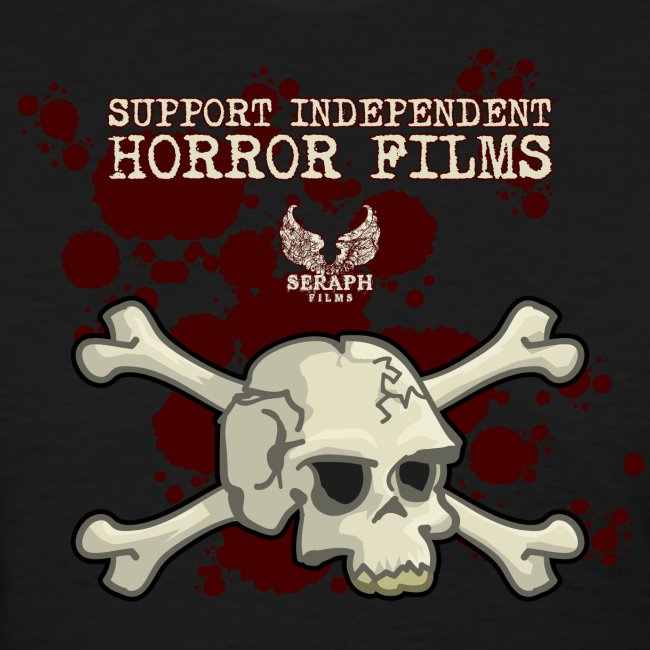 Support Indy Horror Mens T-Shirt