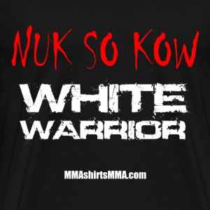 MMA shirts - Nuk so kow - Men's Premium T-Shirt