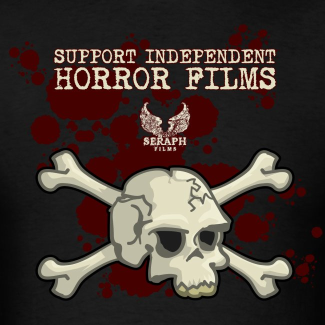 Support Indy Horror Womens T-Shirt