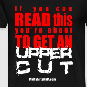 MMA shirts - Uppercut - Men's Premium T-Shirt