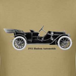 Vintage 1911 Hudson Automobile T-Shirts - Men's T-Shirt