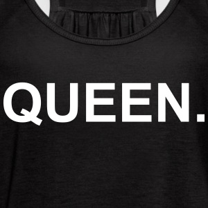 queen Tanks - Women's Flowy Tank Top by Bella