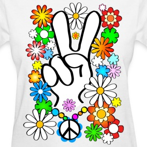 Peace (f) - Women's T-Shirt