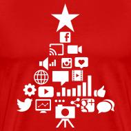 Design ~ Social Blade Christmas Premium T-Shirt