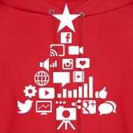 Design ~ Social Blade Christmas Hoodie