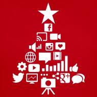 Design ~ Social Blade Christmas Onsie