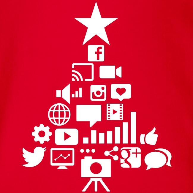 Social Blade Christmas Onsie