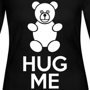 Hug Me Long Sleeve Shirts - Women's Long Sleeve Jersey T-Shirt
