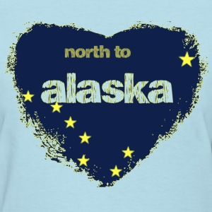 North to Alaska Tee - Women's T-Shirt