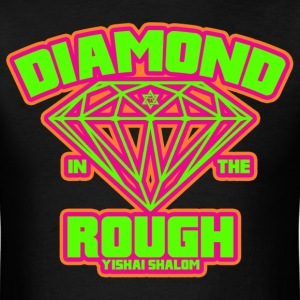 Diamond in The Rough - Warrior - Men's T-Shirt