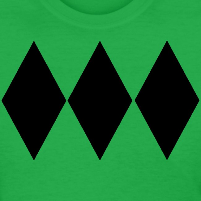 Triple Black Diamond T-Shirt - Women's