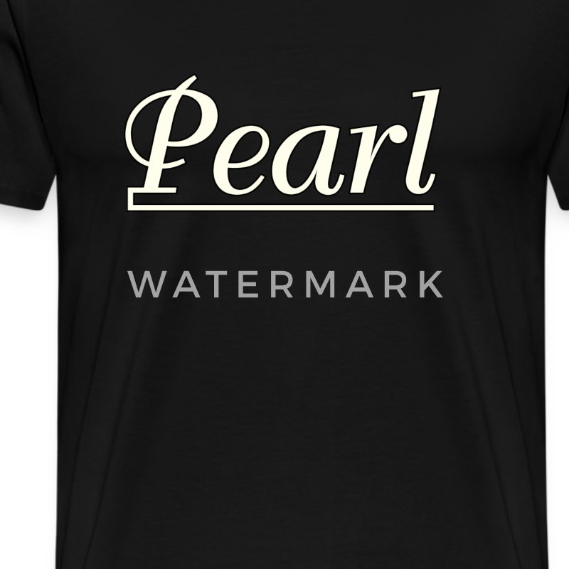pearl drums white t shirt spreadshirt. Black Bedroom Furniture Sets. Home Design Ideas