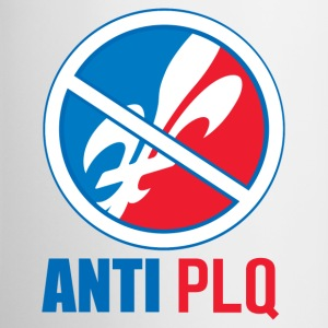 ANTI PLQ - Contrast Coffee Mug