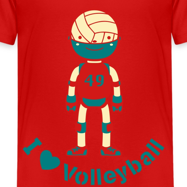 Sports Volleyball Robot