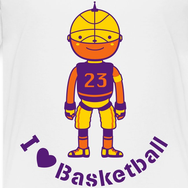 Sports Basketball Robot