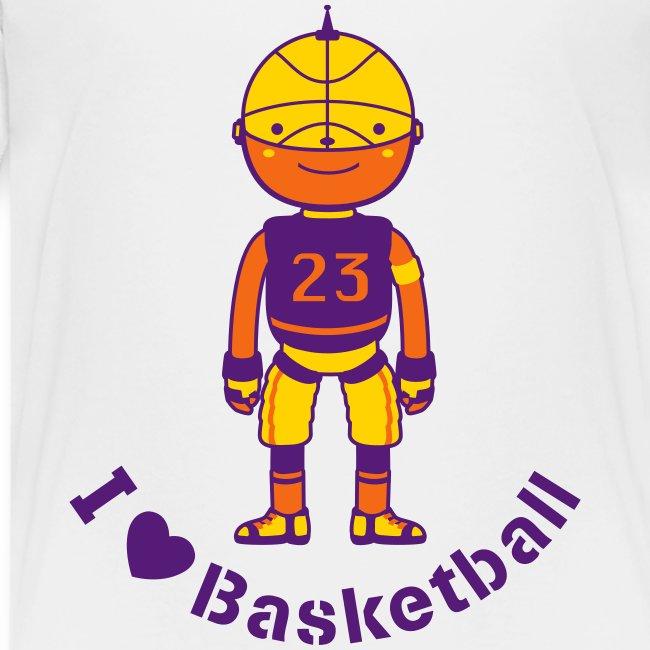 Sports Basketball Robot