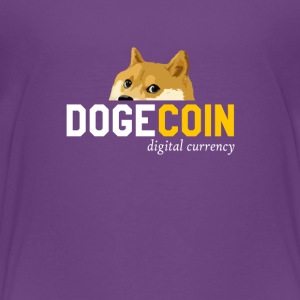 Dogecoin Baby & Toddler Shirts - Toddler Premium T-Shirt