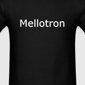 Mellotron Vintage Synth - Men's T-Shirt