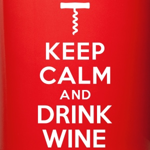Keep calm Drink Wine Accessories - Full Color Mug