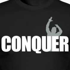 Long Sleeve T-Shirt Conquer