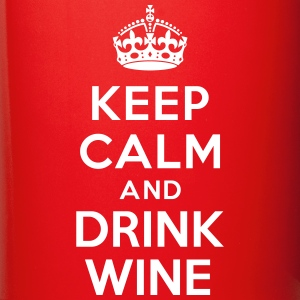 Keep calm and Drink Wine Accessories - Full Color Mug