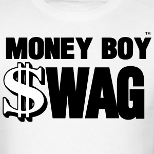 MONEY BOY SWAG - Men's T-Shirt