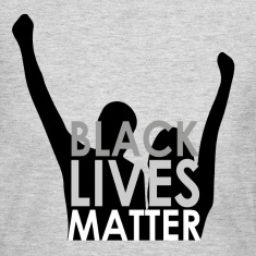 Black Lives Matter Woman's Long-Sleeved