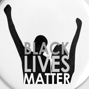 Black Lives Matter Buttons - Large Buttons