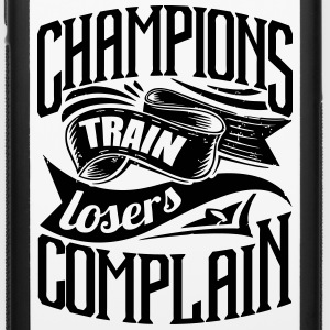 Champions Gym Workout  - iPhone 6/6s Rubber Case